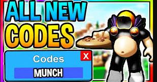 Munching Masters Codes now available